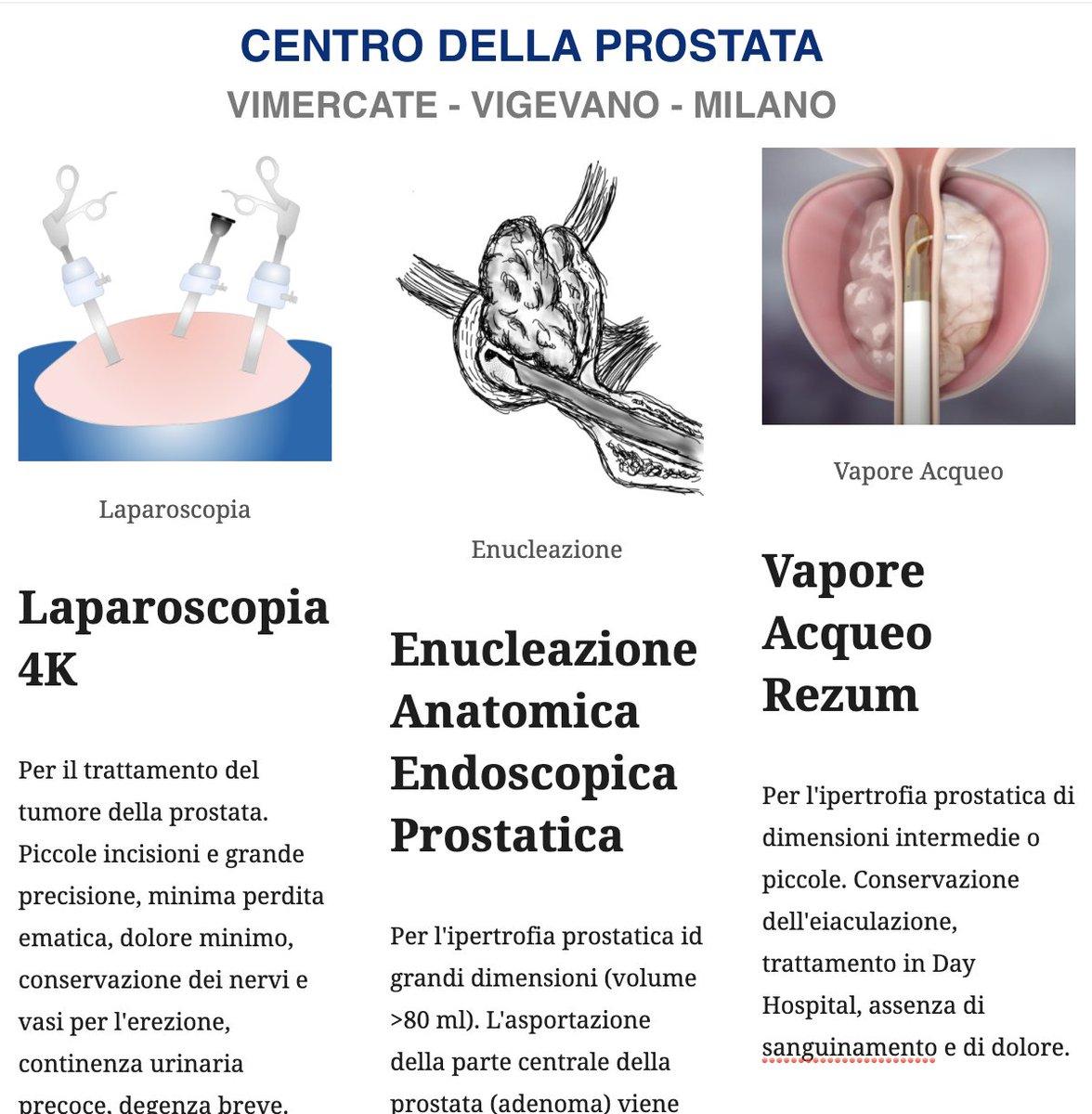 Sì, questo è il Centro della Prostata. Tutte le soluzioni mininvasive. Tutto quello è realtà. #prostata #IPB #Rezum #AEEP #laparoscopia https://t.co/S3RA5acAdD
