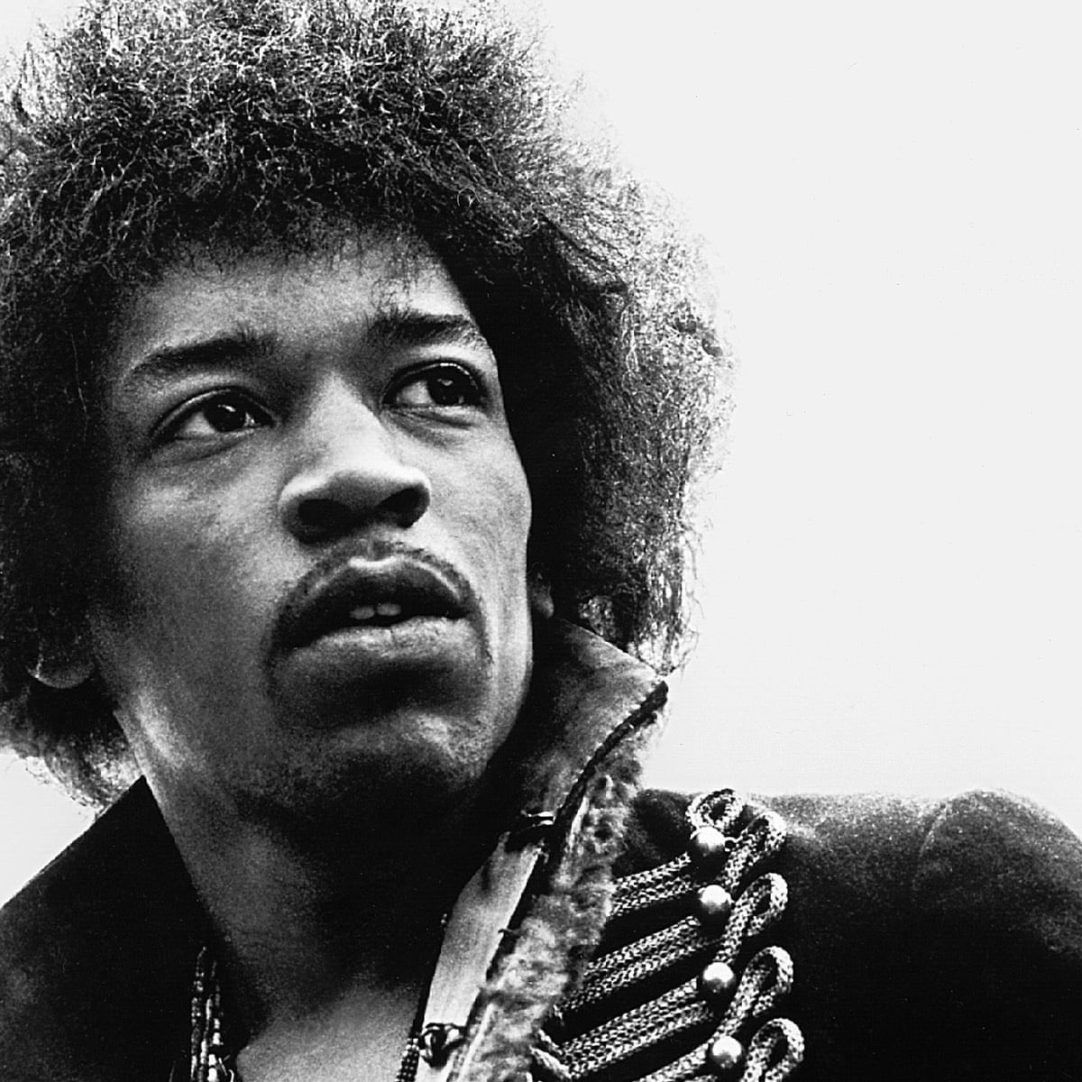 "50 years ago today. #JimiHendrix RIP. ""when the power of love over comes the love of power, the world will know peace"""