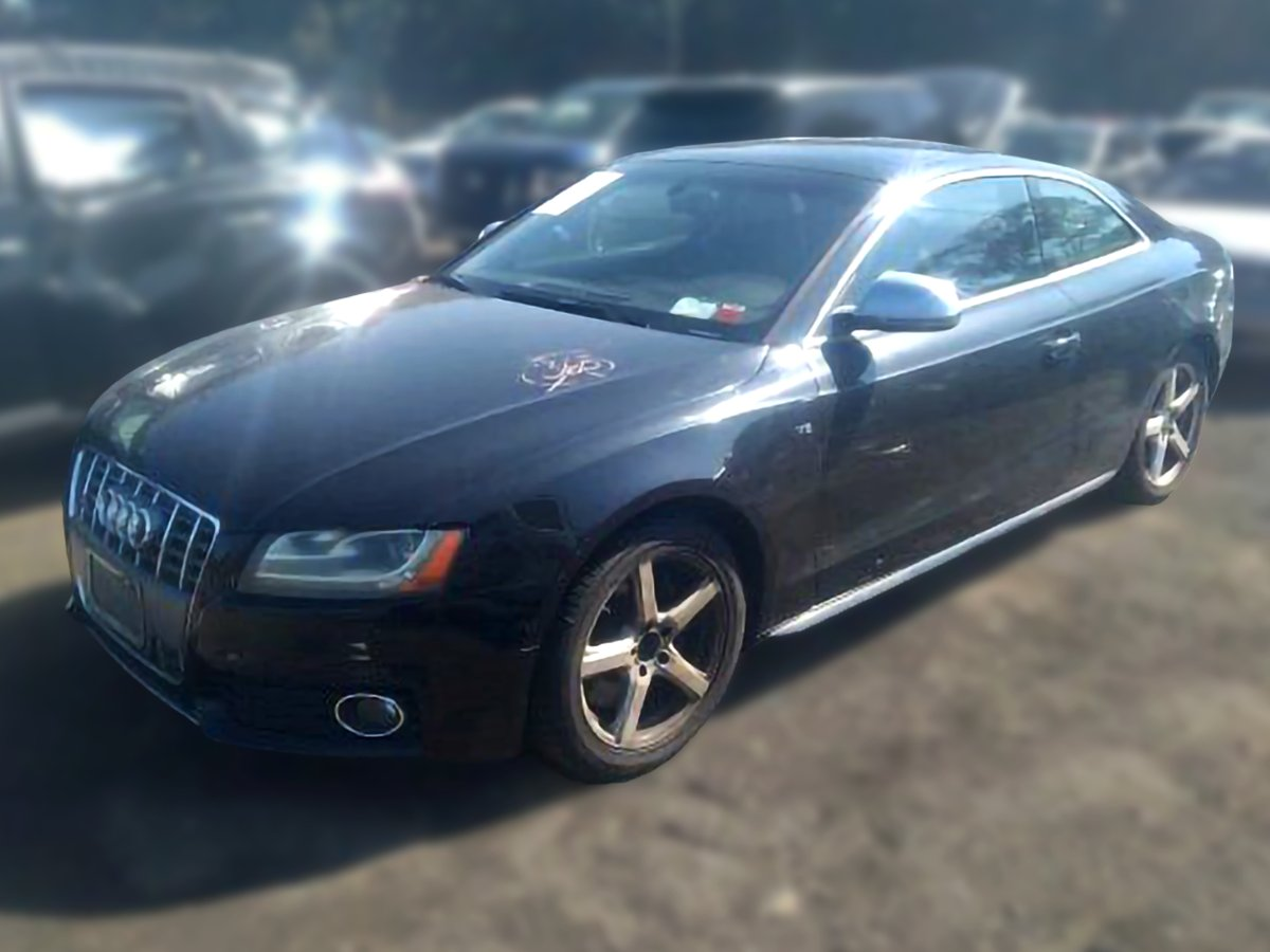 Attractive from every angle, the 2009 #Audi #S5 is a perfectly styled #sportscar. A 420 horsepower engine accompanies a joyful driving experience. This run & drive verified Audi S5 Coupe heads to auction on 9/22 from Medford, NY: https://t.co/Mj4XbGuPMp https://t.co/z1kgb31QQX