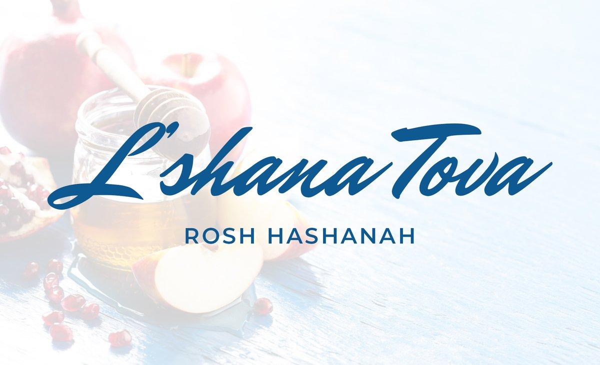 Wishing a happy New Year to all those celebrating #RoshHashanah. L'shana Tova! https://t.co/TTbTs0vTh0