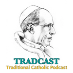 Image for the Tweet beginning: Finally, a new podcast! TRADCAST