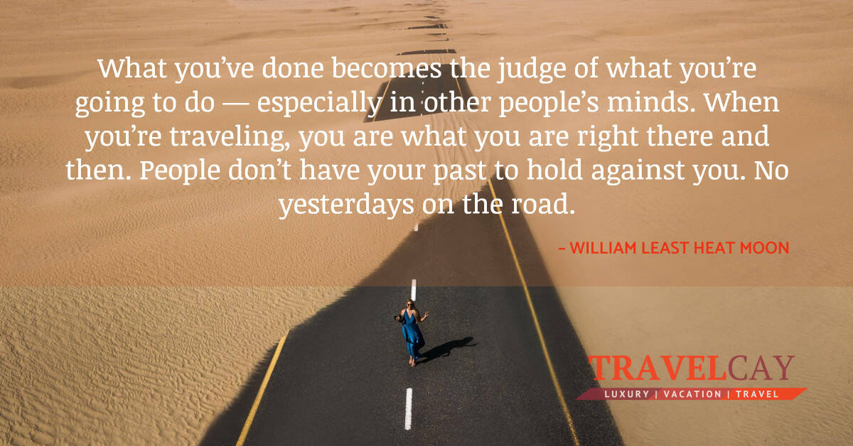 What you've done becomes the judge of what you're going to do — especially in other people's... - WILLIAM LEA ... #Atraveldiary #LuxuryTravel #Travel #Travelabout #Travelers #Travelholic #Travelingalone #Travellers #Travellolife #Travelltales #Wanderlust https://t.co/0WXKWsYNY8 https://t.co/lfIBY0cjxH