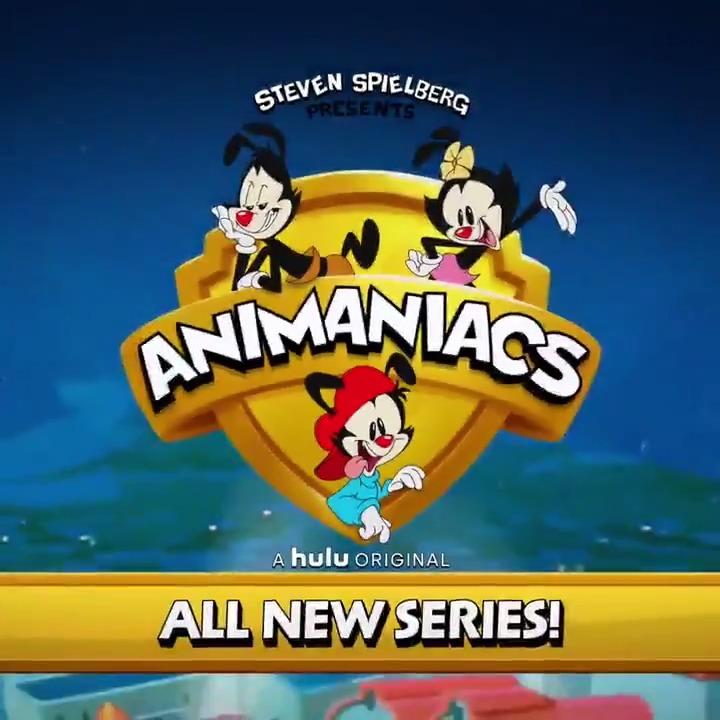 Ya salió el teaser del reboot de Animaniacs <3 <3 <3 <3 Buenos recuerdos :D https://t.co/hXXpLXFFux