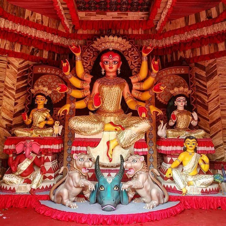 @SrBachchan Happy Shubho Mahalaya Durga Devi maa aache 🙏Bolo Durga Maiy ki Jai ho Devi maa 🙏 🙏🌾🌺☘️🌺☘️🌺☘️🌺🌾 Also. https://t.co/kTVBjRFyEB