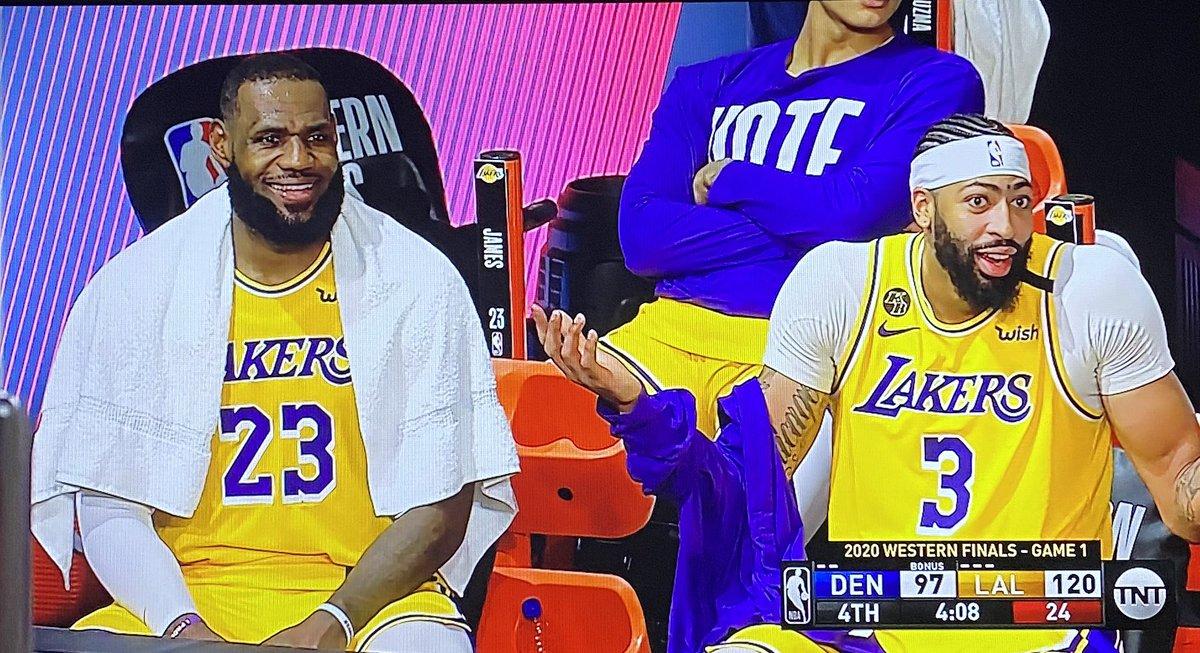 NBA奪冠概率再變!湖人1-0金塊升至聯盟第二,23%的奪冠率仍比熱火低!