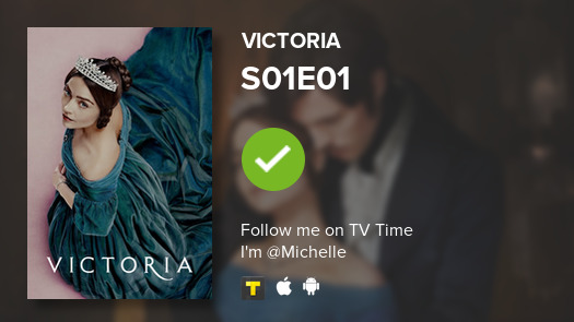 I've just watched episode S01E01 of Victoria! #victoria  #tvtime https://t.co/B5eJFtv09W https://t.co/VAcRKeoluJ