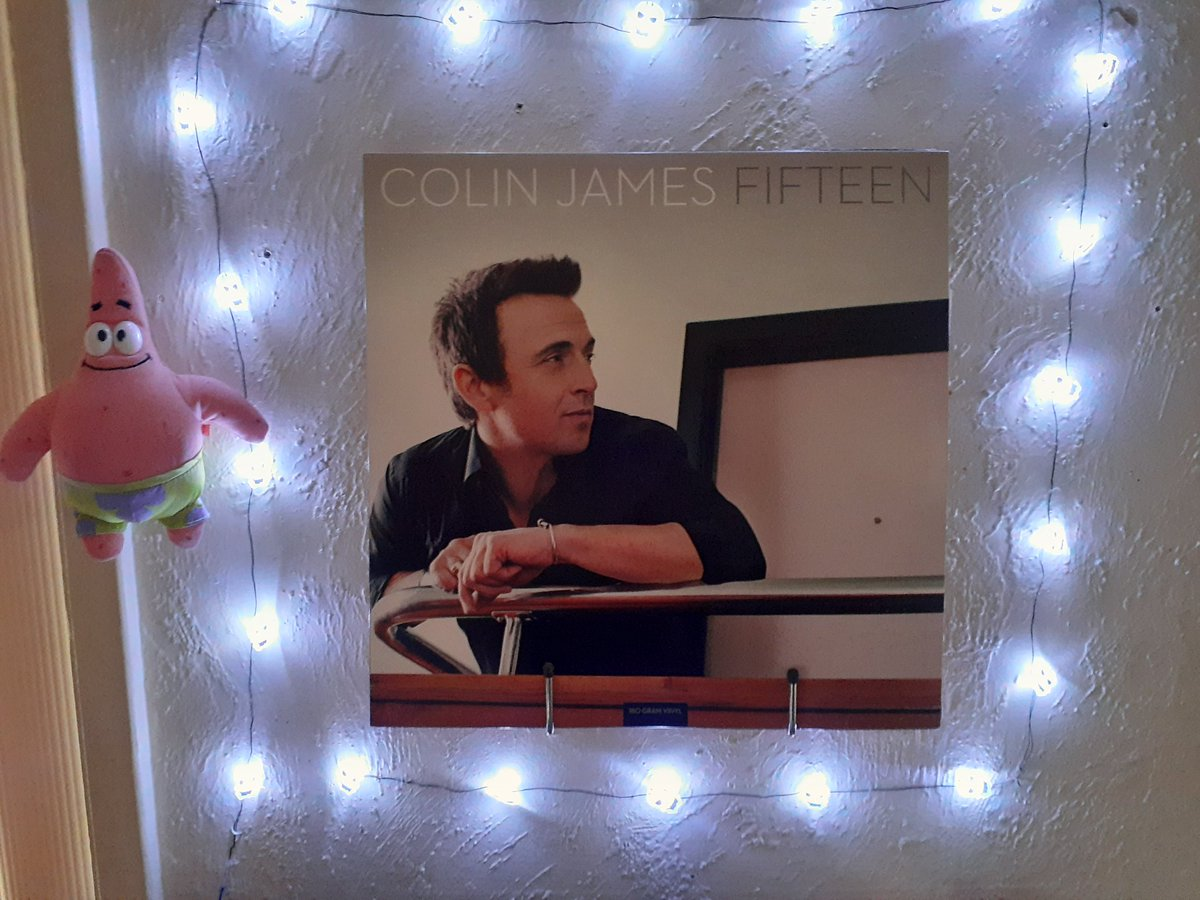 #nowspinningFifteen by Colin James released in 2012. 🍁😎🎸 #vinyl #vinylcollection #nowplaying #victoria #yyj https://t.co/DbGcoBjNZq
