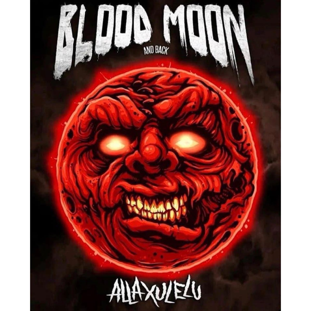 "Halloween is almost here... Looks 👀 like Alla Xul Elu - AXE are working on the ULTIMATE soundtrack!!! Check out ""Blood Moon And Back"": https://t.co/Cvvxlko27E #TheUndergroundAustralia #AllaXulElu #Axe #MNE2020 #Underground #MajikNinjaAustralia https://t.co/t3WEMbcmB0"