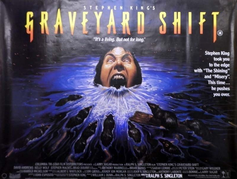 Join the party!  #TheLastKnock celebrates GRAVEYARD SHIFT's 30th Anniversary!  Now on #Spotify #iTunes and at https://t.co/tyzK9Zk8LN  #HorrorCommunity #HorrorFamily #MutantFamily #SpreadtheHorror #SharetheHorror https://t.co/jlwPvcWhsm