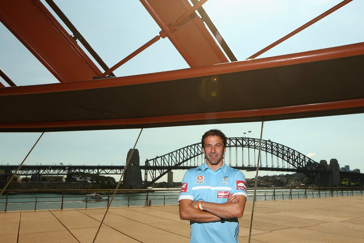 #OnThisDay in 2013 👀   @delpieroale was named Captain of Sydney FC!   #SydneyIsSkyBlue #Premi4rs #Champion5 #Record5Brok4n https://t.co/YMvwi0mi0l