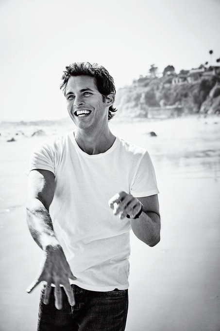 47 with a smile like heaven. Happy birthday james marsden.