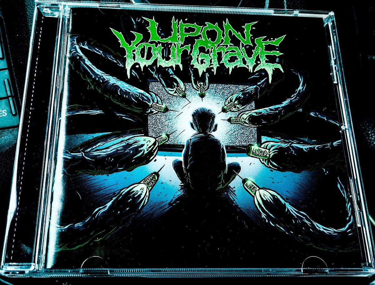Upon Your Grave! 🦠 #Deathcore #metalcore #Album https://t.co/VUyLBLGyCE