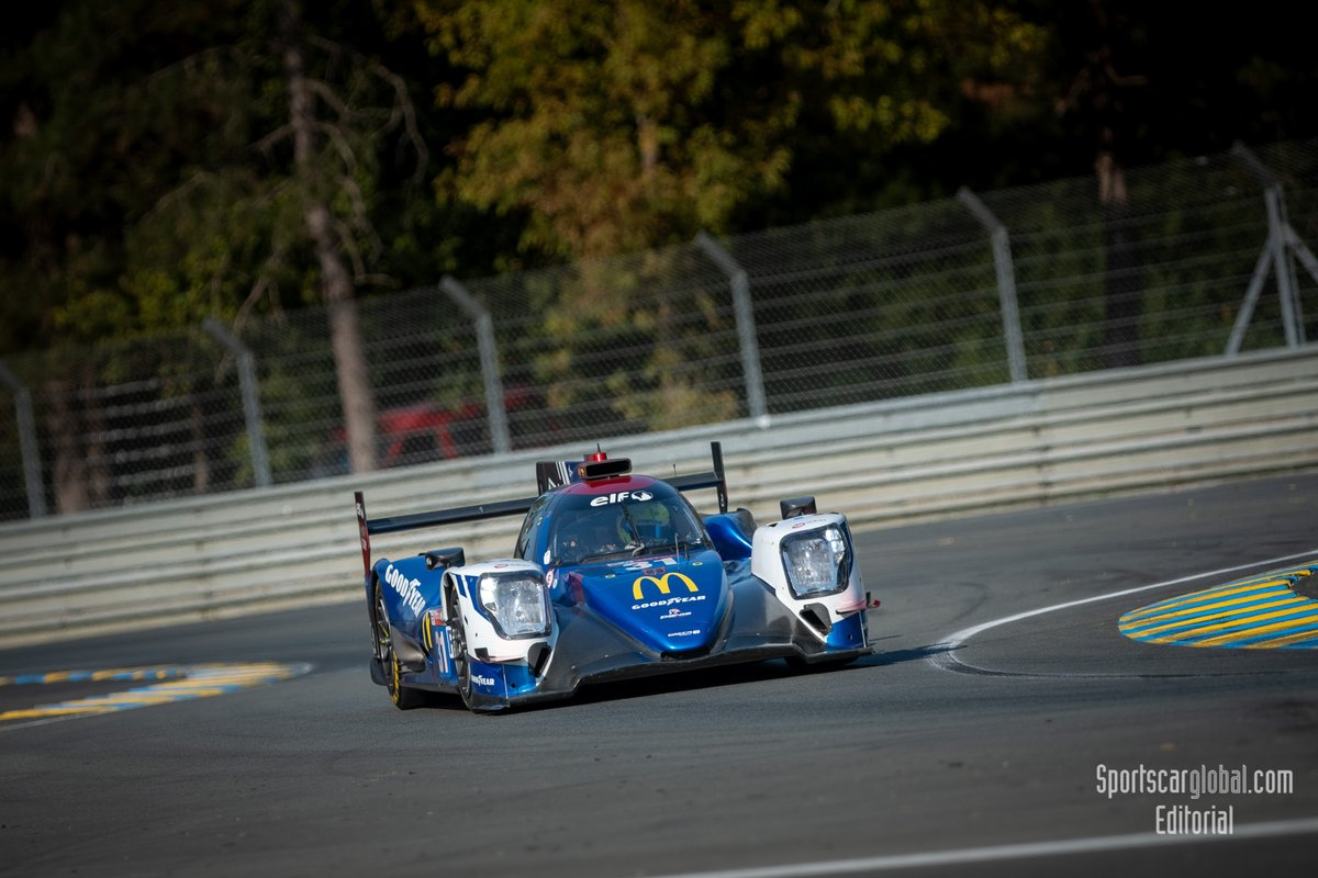 24 Hours of Le Mans FP1 - No 31 PANIS RACING Oreca 07 - Gibson  @nico_jamin @Matt_vaxiviere #LeMans24 @24hoursOfLeMans #24hUnited #FIAWEC @FIAWEC #WEC #HagertyRLM #Endurance #SCG #MotorSport #ForTheFans https://t.co/mdc1GSuFkr
