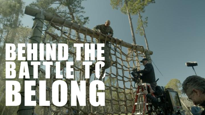 Lights, Camera, Action Go behind the scenes of the Marine Corps latest commercial, Battle to Belong, and meet some of the Marines who helped make it.