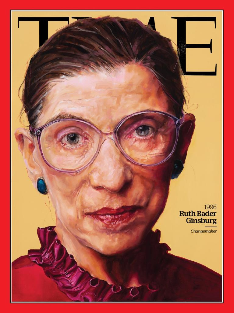 "Ruth Bader Ginsburg, who died at 87, recognized ""change comes from a groundswell of ordinary people… And men have to be part of the effort"" https://t.co/b14U5wkFVJ https://t.co/iAXP4XbB4O"