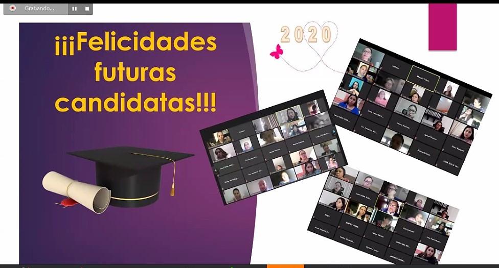 Concluye con #ÉXITO el curso virtual: ¡Quiero ser Candidata en Tamaulipas!  ▶️#ObjetivoCumplido en fortalecer las competencias de las #MUJERES en procesos electorales.  #Recuerda, el próximo 25 y 26 de Septiembre se impartirá el curso en la modalidad de viernes y sábado  #MxM https://t.co/ZQA9Goh8S2
