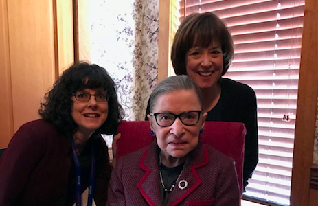 Surely the smartest and toughest person I'll ever have the privilege to know. Rest in Peace, Ruth Bader Ginsburg. https://t.co/TV7DpPQCk0