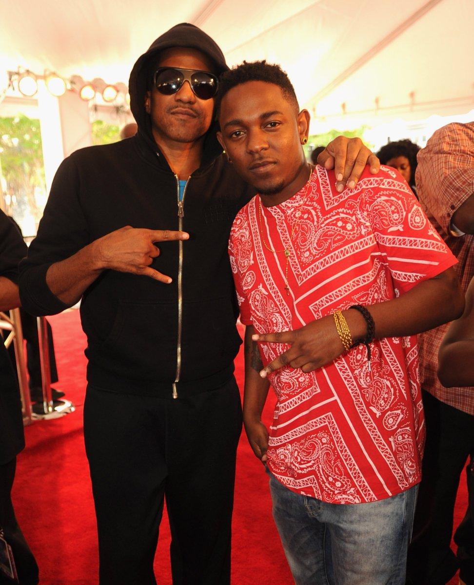 Q-Tip and Kendrick at the 2012 BET Hip Hop Awards. https://t.co/Cx8mocgcwj