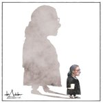 Image for the Tweet beginning: Cartoon for September 18 #RuthBaderGinsburg