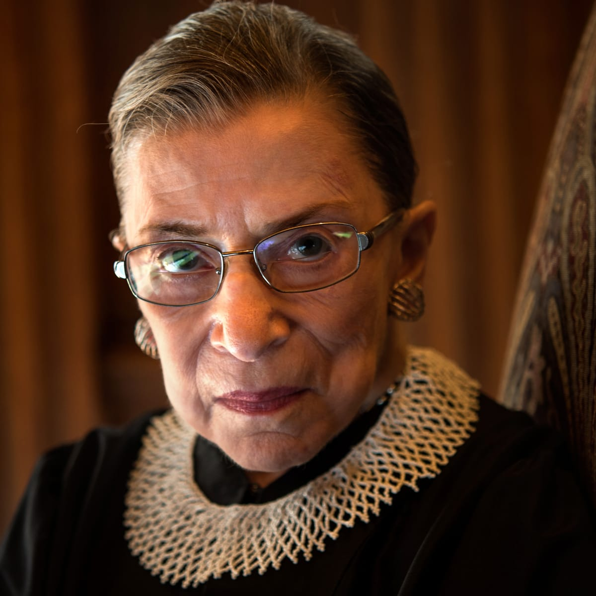'Fight for the things you care about, but do it in a way that will lead others to join you.' RIP, RBG
