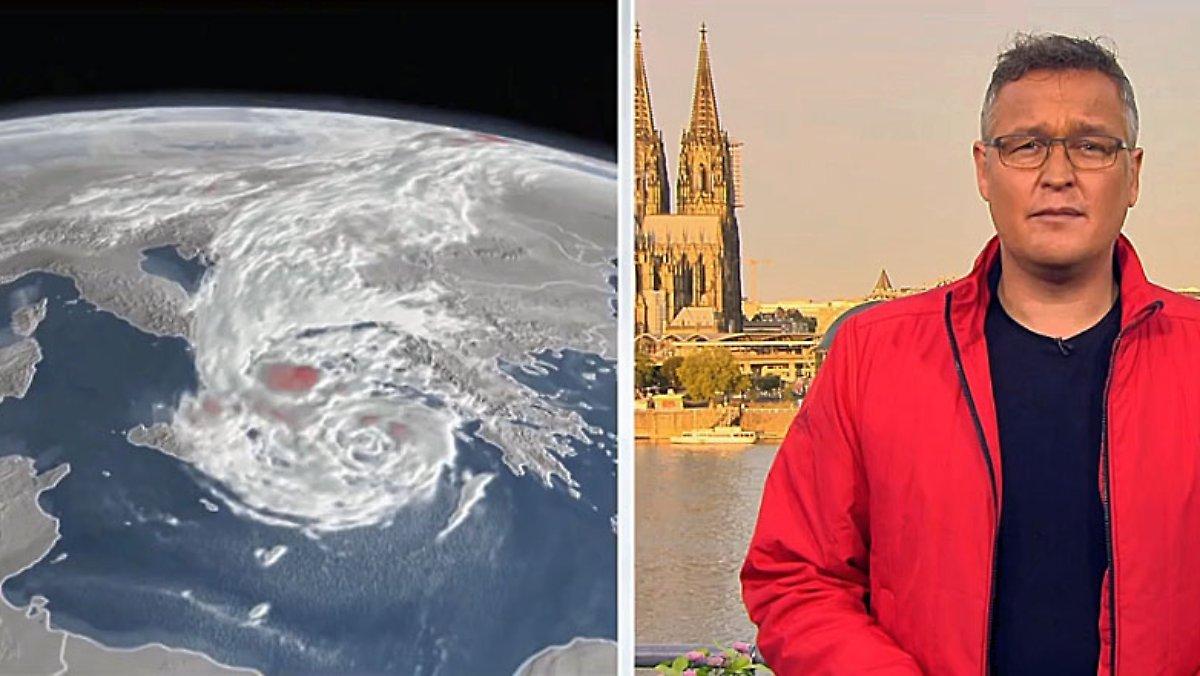 "*Oft gesehen* Sturm an griechischer Küste: Meteorologe: So schlimm wird Hurrikan ""Ianos"" https://t.co/i21IeIm56X [Video] https://t.co/3OsOpHzRVu"