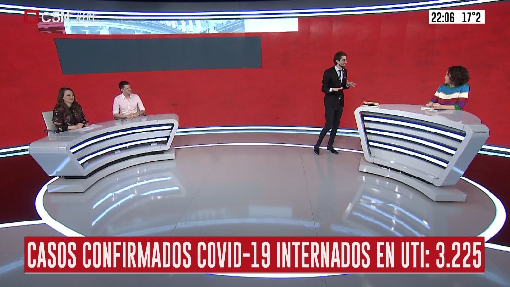 🗒 EN VIVO | Seguí #ERE con @dgannio junto a @estipozzo, @anaprodriguezz y  @andreslerner90.  📌 Hoy: @juliamengo y @CarlosTomada.  📲 Hasta las 23 hs. por @C5N y https://t.co/Og7yNyDbVx https://t.co/rn5njaexqI