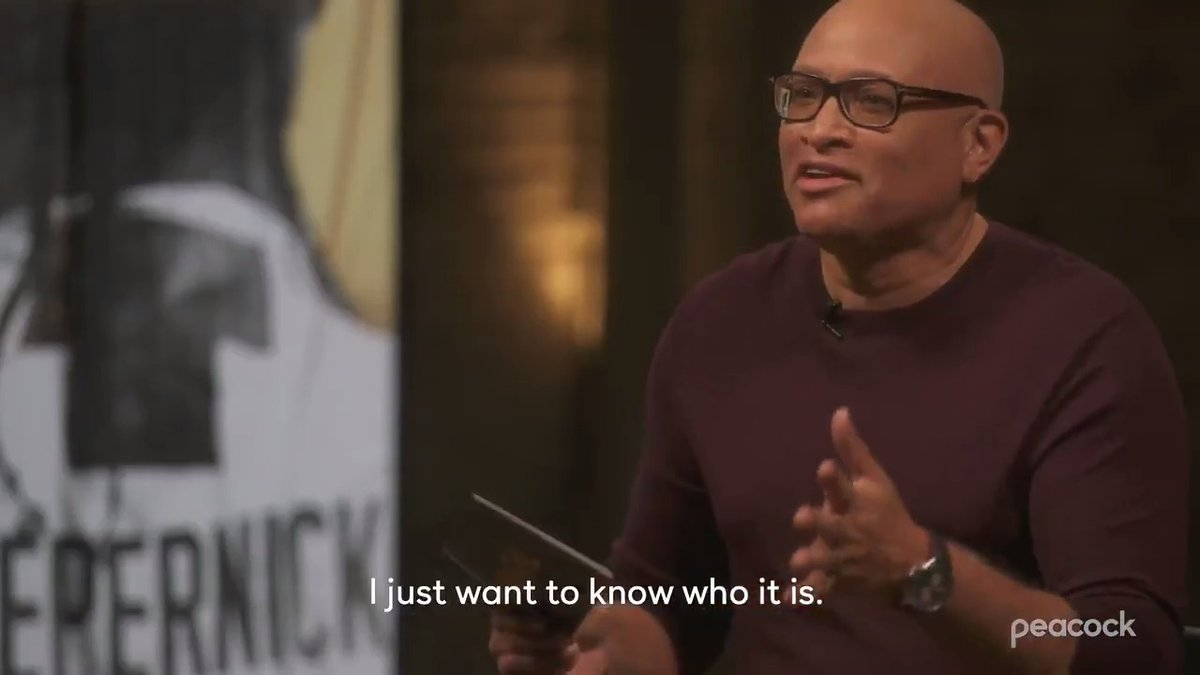 .@LarryWilmore and Megan Rapinoe (@mPinoe) talk activism in sports on the premiere episode of #WILMORE. Plus, conversations with guests @CoriBush and @AmbermRuffin. Streaming now on #PeacockTV! https://t.co/YVV7WP5ai7 https://t.co/sTCZr6BDUB