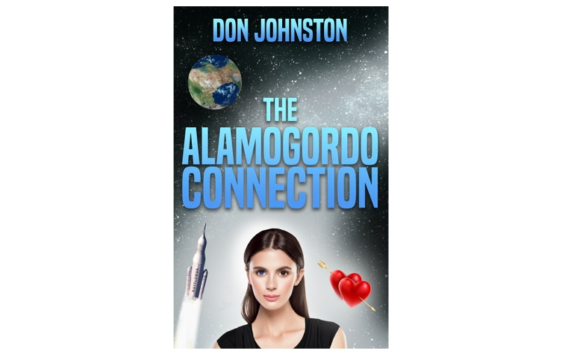 - The Alamogordo Connection - A #scifi #lovestory set in a world awash with political problems. It mixes Planet X searches, political satire, conspiracy theories, ESP, a love triangle, and trekking through a jungle in Panama. 👉 https://t.co/2o0LgBRWEu #newrelease #readers https://t.co/NLRdEr84u3