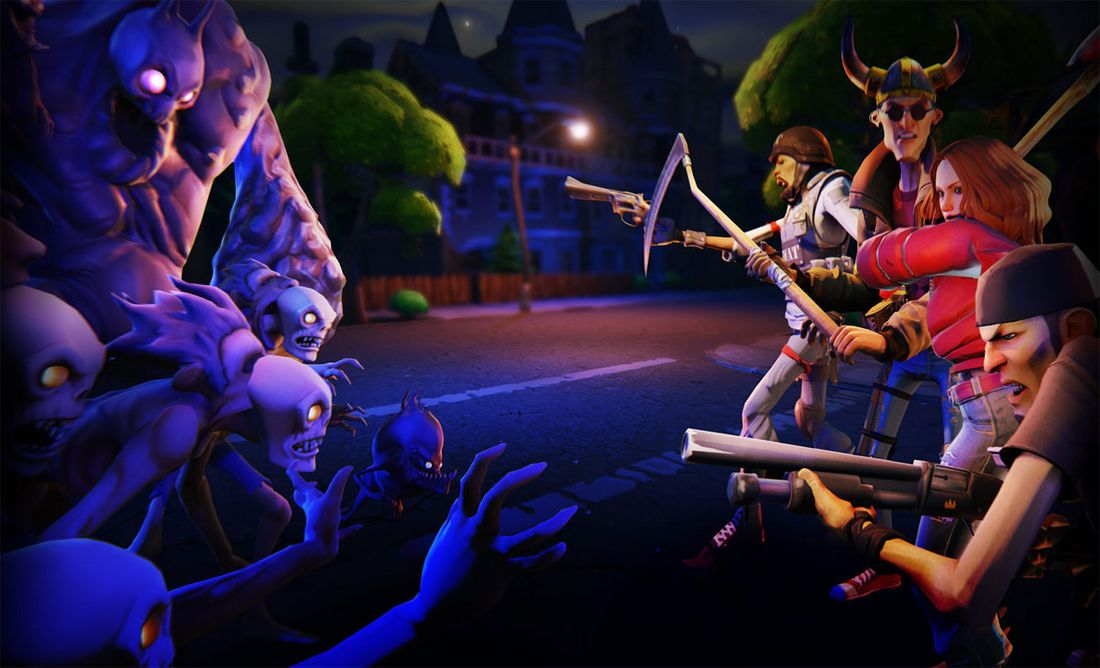Fortnite: Save the World for Mac is shutting down because of Epic's battle with Apple