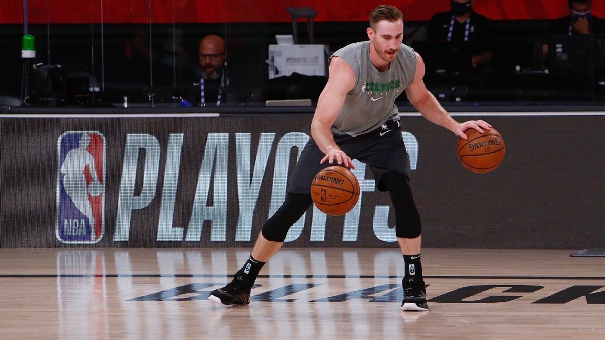 Celtics list Hayward as questionable for Game 3 https://t.co/53j7sUmrrd https://t.co/reEE59Lfsw