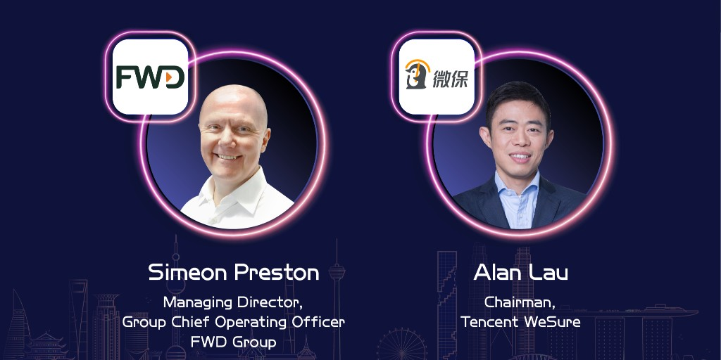 Leaders from FWD and Tencent will share about the role of big giants in the future of insurance industry at the Singapore x Asia Innovation Partnership Forum 2020 which commence on 23rd Sep!  Check out our official site: https://t.co/1T2wiXQRLv Sign-up via https://t.co/8J26n9cDb9 https://t.co/fOsuuAiu3m