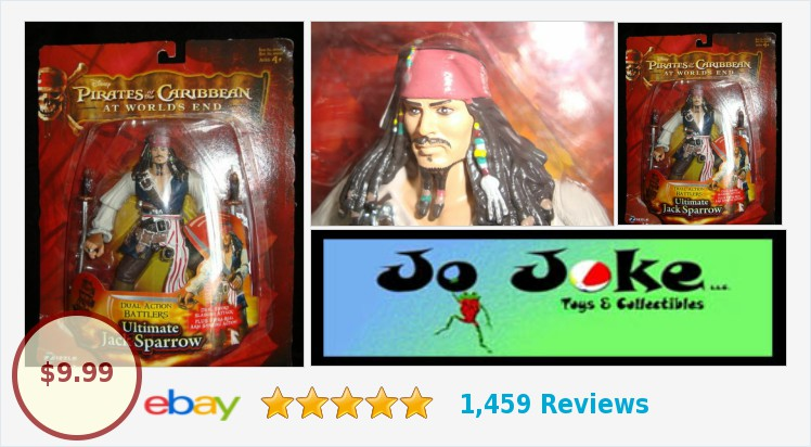 DISNEY-P.O.C.-ULTIMATE JACK SPARROW-7 INCHEDUAL ACTION BATTLER-AT THE WORLDS END #zizzle  https://t.co/OAzbhoqCZx (Tweeted via https://t.co/zQlH22Kqgx) https://t.co/twJfUeHwhD