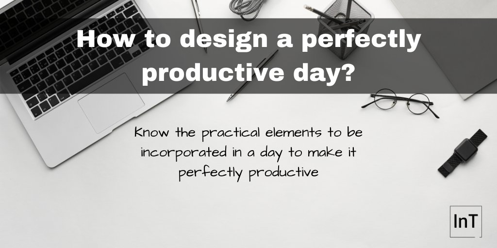 A perfectly productive routine that works universally is a myth.  Hence, I'm introducing a framework which I personally use & to help you customise your own perfectly productive day.  Check it out here: https://t.co/MfZ94nFT1k  #progress #performance #productive #routine #Growth https://t.co/srtdU0wdQ0