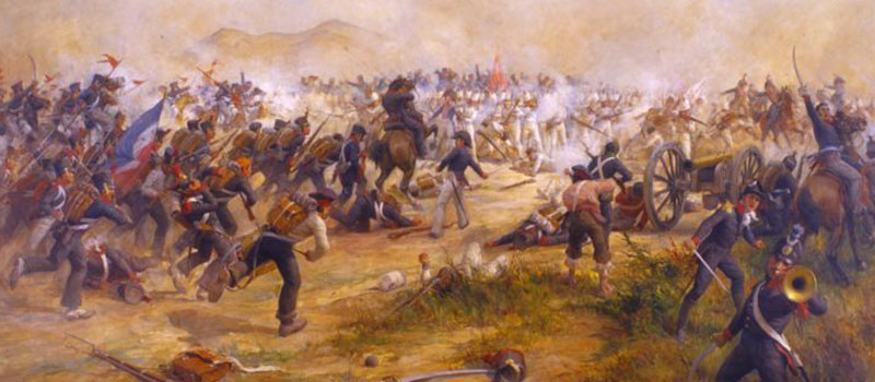 🇨🇱🇨🇱🇨🇱#Hoy #19Septiembre día de #GloriasDelEjercito  se recuerda el inicio del @Ejercito_Chile cuya historia se remonta a la Real Cédula de 1603 que creó el primer Ejército del Reino de Chile. https://t.co/Sg8OBlklM5