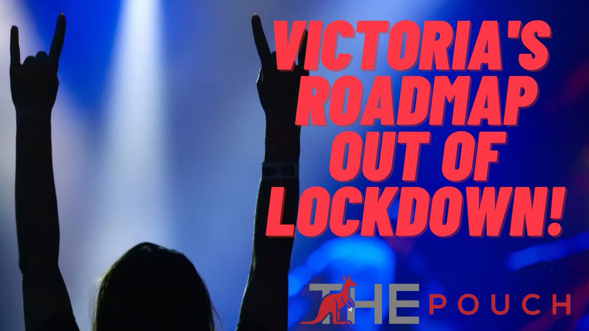 Victoria's Roadmap out of Lockdown - The Pouch | The Podcast https://t.co/pL69AKKxws via @YouTube #VICTORIA #auspol https://t.co/yZCr0L6x3o