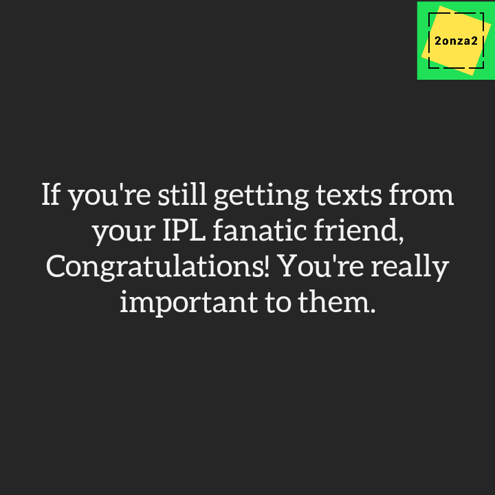 For the rest, better luck next time guys 👍 Check my Instagram page guys👇 https://t.co/iUCuR6QpK9 . . . #quotes #scribble #meme #memes #memer #funnymemes #funny #fun #jokes #punintended #lockdownindia #ipl #IPL2020 #Shreya22Mondal https://t.co/05P79JiHS9