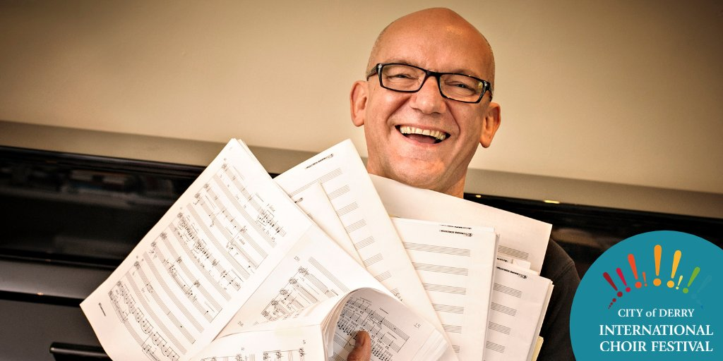 We are so excited for our virtual workshop with @bobchilcott today.  It was fully booked so if you were lucky enough to get a spot, see you soon for some singing! 🎶 https://t.co/7ziOidhFTd