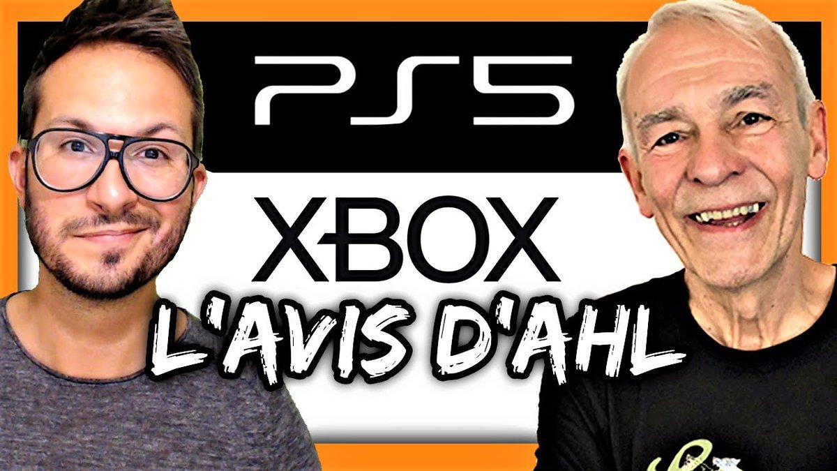 AHL est de retour !!! Le mythique rédacteur en chef de Consoles + et Joypad donne son avis sur le match Next Gen #PS5 vs #XboxSeriesX #XboxSeriesS... sans langue de bois 🔥 https://t.co/i0spunrhpD https://t.co/nO7QmY0Uv0