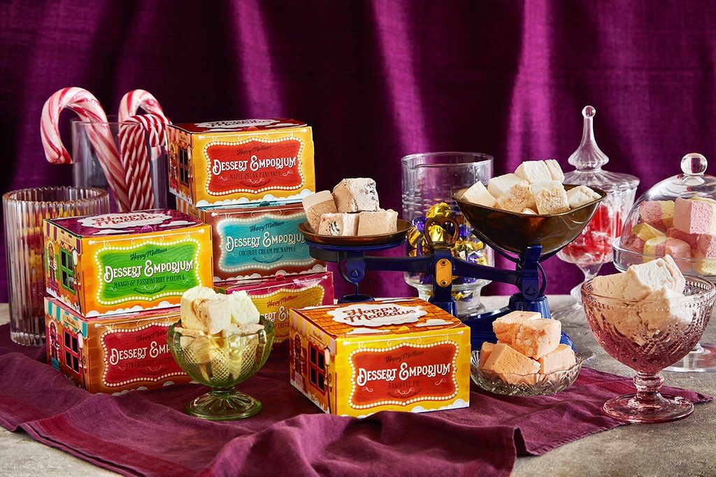 💜 #GIVEAWAY 💜  Be the first ever to #WIN all 6 of our new splendiferously sumptuous Dessert Emporium flavours!! 🧁🔮✨  TO ENTER: RT, LIKE and TAG in everyone that you think needs to discover our new delightful flavours! 🤩  GOOD LUCK!🤞🏼  #Competition #Prize #Freebie #WinBig https://t.co/cCGGtMbTjb