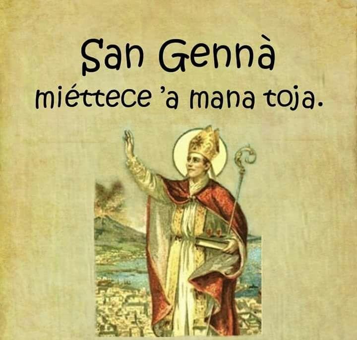 #SanGennaro