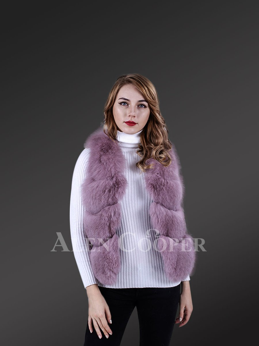 WOMEN'S SHORT PARAGRAPH FUR VEST WITH SUPREME WARMTH AND COMFORT  Get the #best #quality #Women's short #paragraph #fur vest with #supreme #warmth and #comfort here at @alencooperus! Grab it today before stock ends!  Get it here --- https://t.co/8lusSoZ40a https://t.co/in1H8Mv2zc