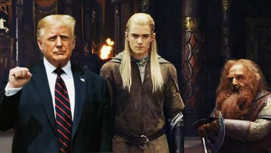 Master Negotiator Trump Forges Peace Deal Between Elves, Dwarves - https://t.co/1dT4SdS81l #christianity #master #negotiator https://t.co/FWjCXP2hQt