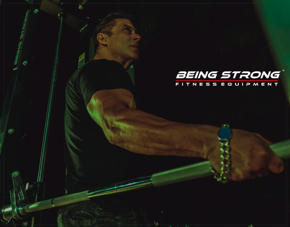 Being Strong ke saath raho fit and fine!💪🏻 @beingstrongind  Watch the full video here: