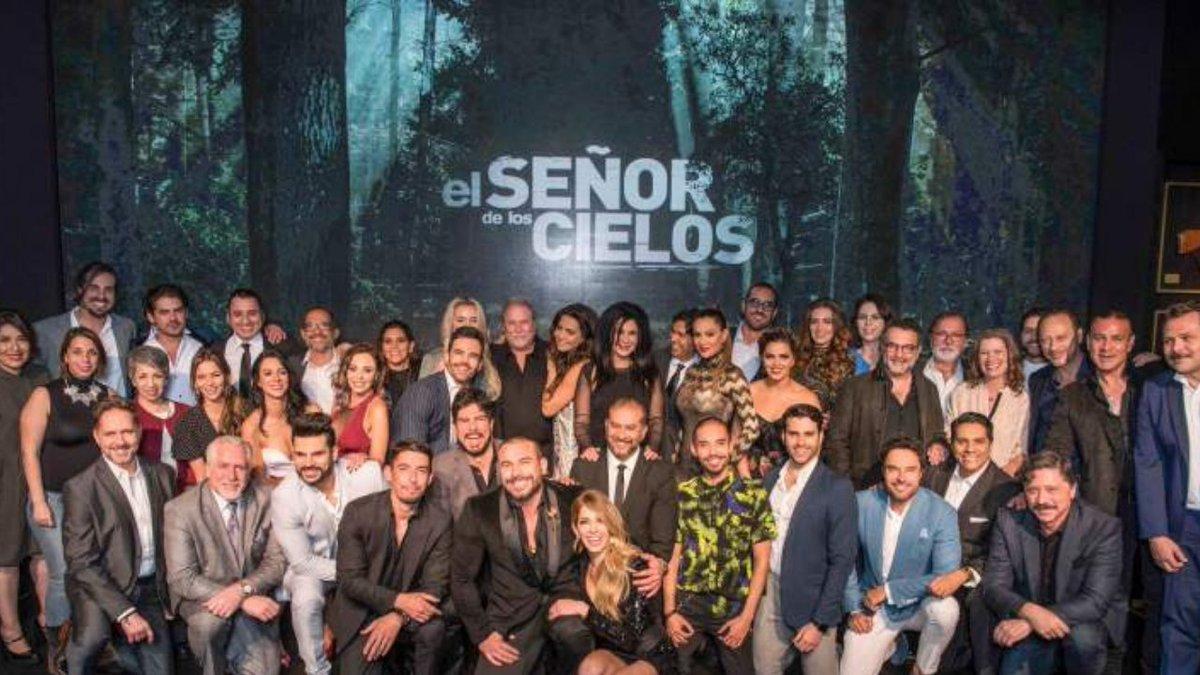 """#YoSoiTu Otra pérdida en """"El Señor de los Cielos"""", muere el actor Rafael Uribe https://t.co/J95KYyzarD https://t.co/h4uZh1OFYJ"""