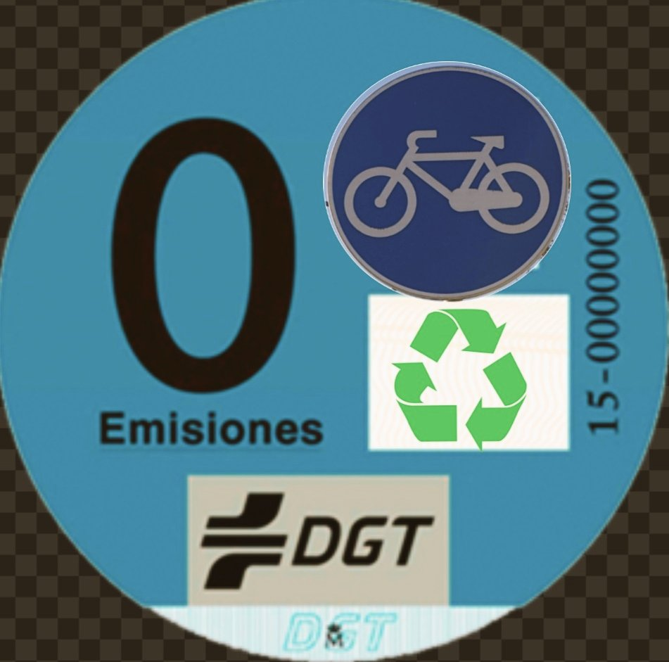 #SemanaEuropeaDeLaMovilidad #SEM2020 la #bicicleta vehículo con 0 emisiones , no contamina , ni gasta gasolina y siempre se #recicla @pedalibre @CB_Castellana @titol2 @tobecloser #30diasenbici @30diasenbici @30DEBmadrid @ConBici https://t.co/lkgBa27WWM