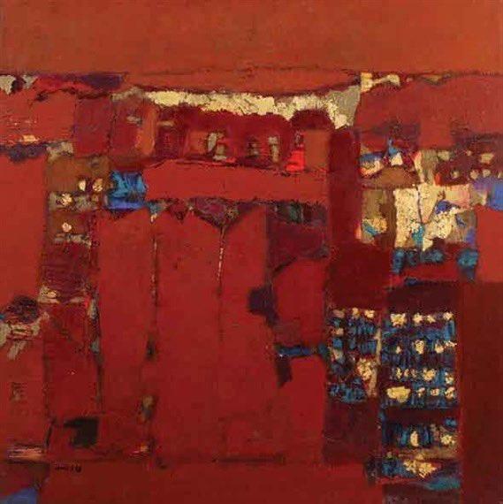 Umi DACHLAN (1942 - 2009) 🎨 #Indonesian #artist https://t.co/VdtDM1yafP