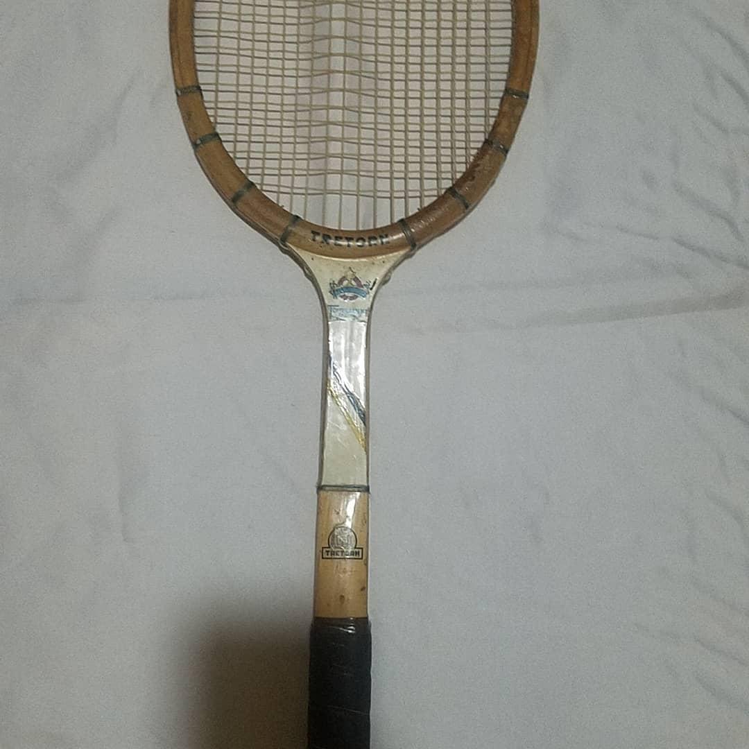 [Yuk Diorder]  Raket Tenis Tretorn   Harga Rp 500.000,00  Diskon 5%  Tersedia di: https://t.co/rplG6vL761  #toko #tokotenis #tenis #tokoraket #raket #rakettenis #tokoserbaada #pasar #pasarserbaada #onlinestore #onlineshop #ryantamastore https://t.co/pGmX4Uqthp