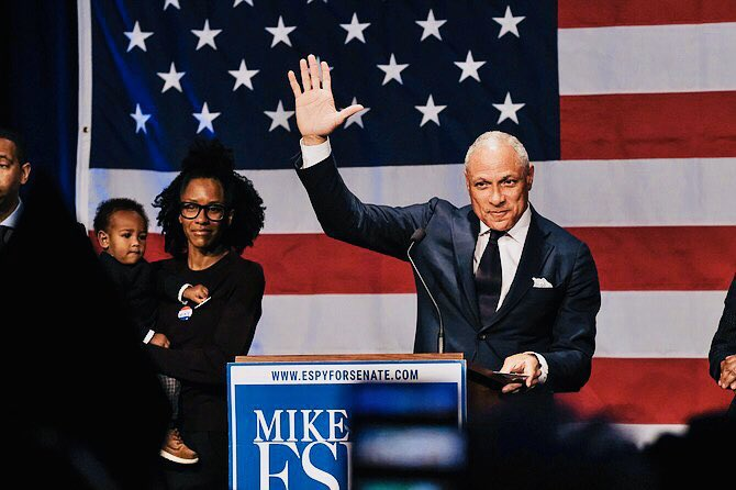 Mike Espy is polling better in his race against GOP U.S. Sen. Cindy Hyde-Smith in Mississippi than Amy McGrath is against Mitch McConnell in Kentucky.  Dems have donated $47.3 million to McGrath.  They've given $1.35 million to Espy.  He'd be MS's first Black senator since 1881. https://t.co/VVrHoNqFKr