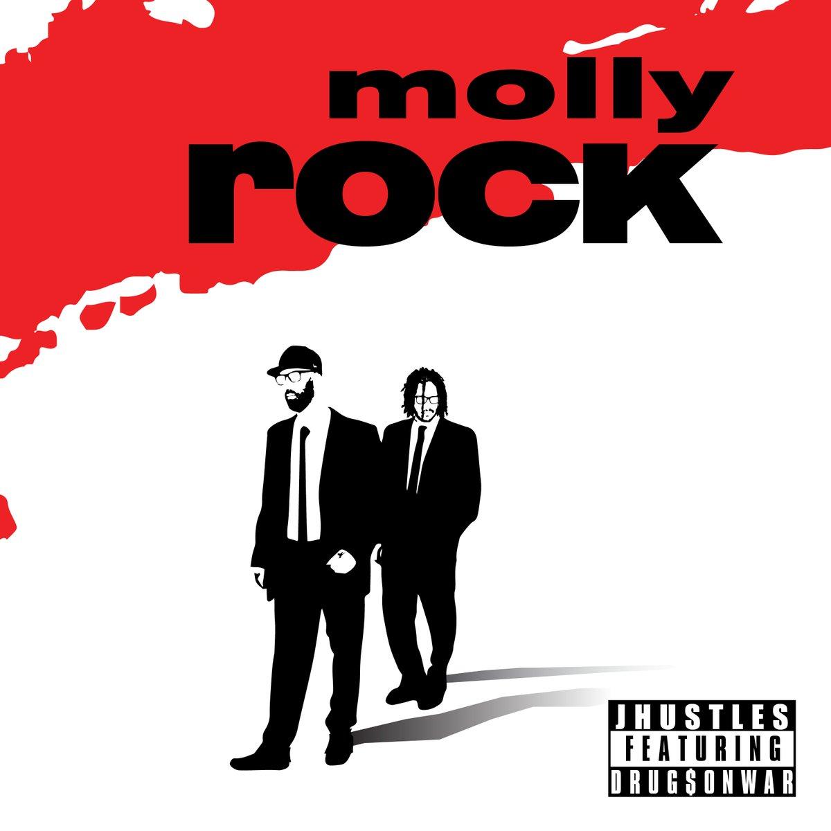 Have you heard my new single featuring #drugsonwar, Molly Rock' by JHUSTLES on #SoundCloud? #np https://t.co/BKVmlbukuh #NewMusic #hiphop #rap #trapbeats https://t.co/eC5U8AV78M