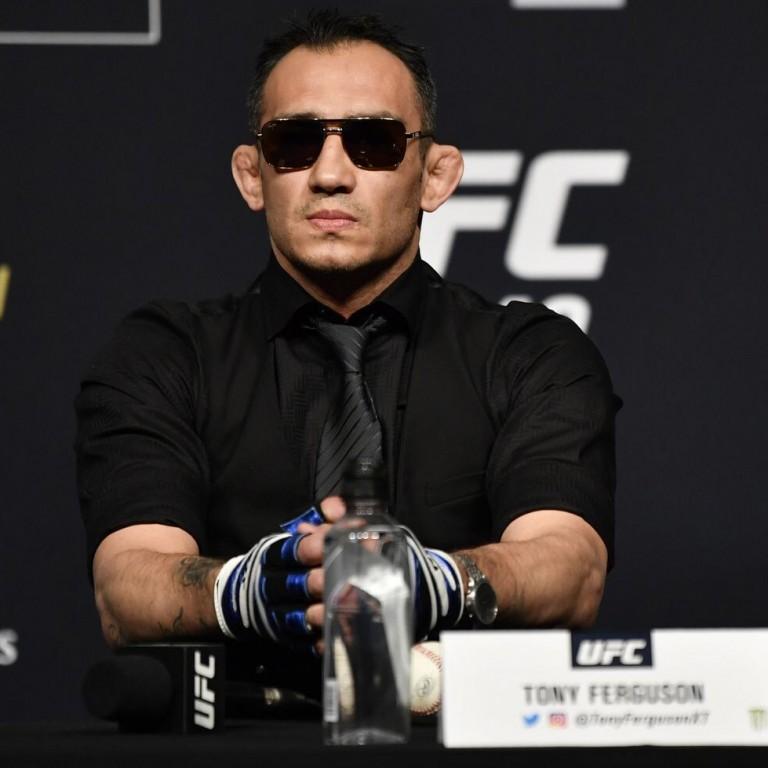 Tony wud straight up look like an actual hitman if he had that haircut for the UFC 249 press conference #Hitman #UFC249 #KhabibvsFerguson https://t.co/ODjHk6yuk5